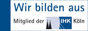 Logo Ausbildungsbetrieb IHK Köln